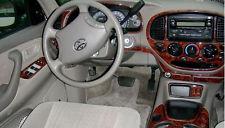 2005 2006 2007 TOYOTA SEQUOIA SR-5 SR5 4WD INTERIOR BURL WOOD DASH TRIM KIT SET