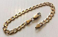 Nice Quality Hallmarked Vintage 9ct Gold Bracelet - Lovely 9ct Bracelet