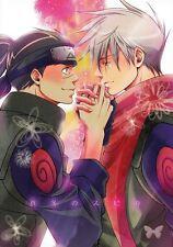 Naruto Bl Doujinshi Dojinshi Comic Kakashi x Iruka Midwinter Spica Kt4 Kou Tsuku