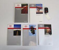Genuine 2012 12 Toyota Prius C Owner's Owners Owner Manual Kit Set Guide