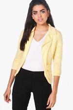 Cappotti e giacche da donna taglia 44 giallo