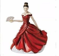 Royal Doulton Marie Pretty Ladies Figurine Hn5604 New in Box