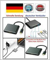 Macbook Pro HDMI Adapter USB C zu HDMI TYP C HUB Glaxy Note  Adapter USB 3.1-3.0