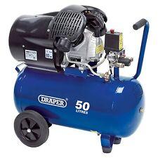 Draper 50L 230V 2.2Kw (3HP)  Air Compressor - DA50/412TV