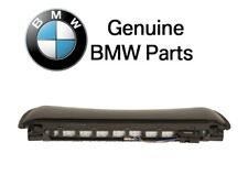 For BMW E46 323Ci 325i 328i 330i M3 Rear Third Brake Light Black Schwarz Genuine