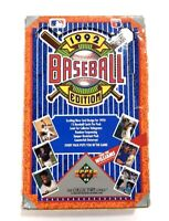1992 Upper Deck Baseball Heroes Collector Edition 540 Cards