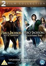 Percy Jackson And The Lightning Thief/Percy Jackson: Sea Of Monsters (DVD)
