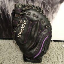 "Louisville Slugger XENO 12"" Softball Fastpitch First Base Glove Left Hand Throw"