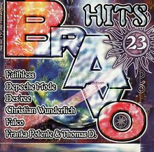 BRAVO HITS 23 / 2 CD-SET (WARNER MUSIC 1998)