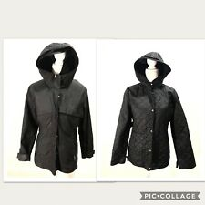 Postcard 3 In 1 Jacket Coat Quilted Womens Italy Exclusive Size 8 Snow Ski Light