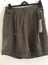 M&S brand new Roma khaki shorts (sit on the waist) size 12