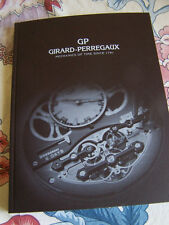 Girard-Perregaux Watch Catalog 2014 135 pages stiff cover NEW English