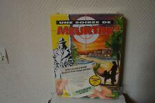 JEU UNE SOIREE DE MEURTRE DOUBLE MEURTRE AU SOLEIL SPEAR  NEUF VINTAGE 1995