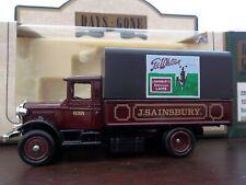 Lledo Days Gone - Sainsbury's Lamb - DG28032 - 1934 Mack Canvas Back Truck