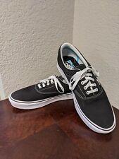 VANS ComfyCush Era Unisex Men's 12  Black Low Skate board Sneakers Shoes