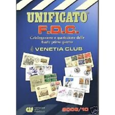 UNIFICATO FDC VENETIA CLUB 2008-2010 MF4520