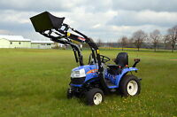 ISEKI Traktor Schlepper Kompaktschlepper TM 3185 AL mit Frontlader 18 PS, Allrad