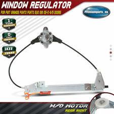Window Regulator for Fiat Grande Punto Punto Evo 199 05-11 4/5 Doors Rear Right