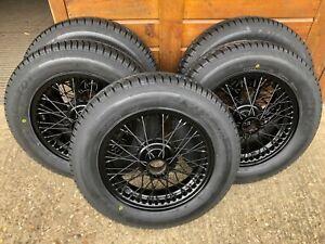 Turner A30 950 Sports GT Wire WHEEL RESTORATION -Tudor Wheels Ltd