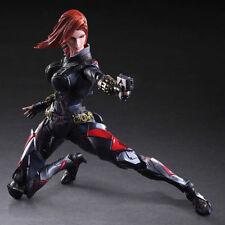 Marvel Universe Black Widow Variant Play Arts Kai Action Figure Pre-order