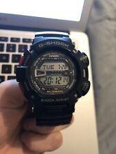 CASIO G-SHOCK MUDMAN Military Black Watch GShock G-9000MS-1