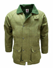 Hip Length Wool Collared Coats & Jackets for Men