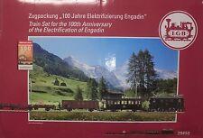 "Lehmann LGB Eisenbahn 29450 Zugpackung ""100 Jahre Elektrifizierung Spur G OVP"