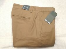 Bonobos 100% Cotton Washed Chino NWT $88 31 x 34 Brown Straight Fit