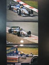Photo Fondmetal Minardi Team M01 1999 #20 Luca Badoer (ITA) GP BEL 3x