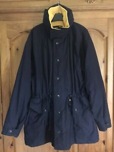 MUSTO WOMENS COAT, SIZE L,16/18, BLACK, THICK, SHOOTING/EQUESTRIAN/WALK, VINTAGE