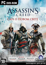 Assassin's Creed: The Americas Collection (PC, 2014) Russian,English version