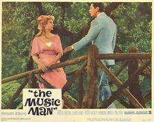 THE MUSIC MAN Movie POSTER 27x40 B Robert Preston Shirley Jones Buddy Hackett