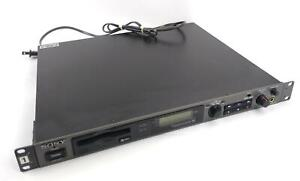 Sony MDS-E11 Professional MiniDisc MD Playback Recorder - TESTED & WORKING