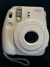 Fujifilm instax mini 8 kamera sofortbildkamera weiß