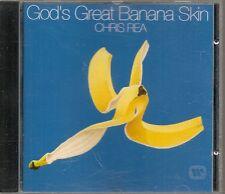CD ALBUM 11 TITRES--CHRIS REA--GOD'S GREAT BANANA SKIN--1992