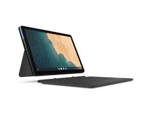"Lenovo IdeaPad Duet Chromebook 10.1"" FHD Touch MediaTek P60T 4GB 64GB eMMC Cam"