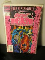 Ghost Rider Blaze Spirits Of Vengeance #15 Marvel Comic Book BAGGED BOARDED~