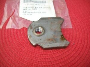 NOS MoPar 1972-1993 Dodge Ram Truck Ramcharger Door Striker Mount Tapping Plate