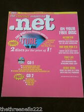 .NET MAGAZINE # 43 - APRIL 1998 - THE FUTURE SOUND OF MUSIC