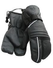 Drei Finger Handschuhe Leder Wasserdicht Atmungsaktiv Skorpion Winterhandschuh