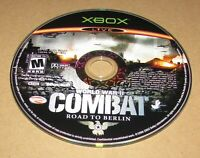 World War II Combat: Road to Berlin (Game Only) Xbox Fast Shipping