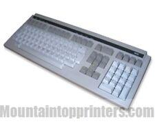 Refurbished Wyse Terminal ANSI Keyboard with RJ-11 and Warranty 20 function keys