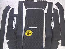 Kawasaki 750-SX-SXI-PRO Jet-Ski Hydro-Turf Mat Kit Black Diamond In stock HT67FS