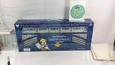 Walt Disney World Monorail Play set Featuring Monorail Blue COMPLETE