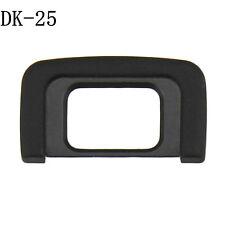 Eye cup dk-25 per Nikon D3400 D3300 D3200 D3100 D5000 D5300 D5100 D5500