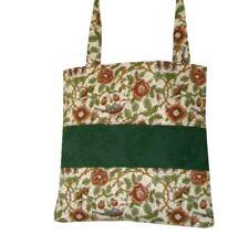 William Morris Briarwood Cambridge Tote Bag Unique Stylish Fashionable