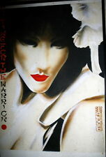 JAPAN WOMAN. ORIGINAL OIL Painting from Ukraine! WALL decor ART HAND PAINTED