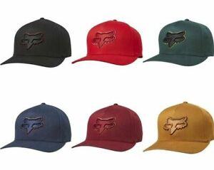 Fox Racing Epicycle Flexfit Hat - Mens  Cap Curved Bill MX MTB Motocross ATV