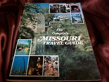 Complete Missouri Travel Guide book 527 pages Very comprehensive Nice condition