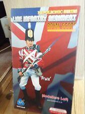 Action Figure 1/6 DID Napoleonic Bruce  Royal Scots Ligne Infantry Rgt - Empire